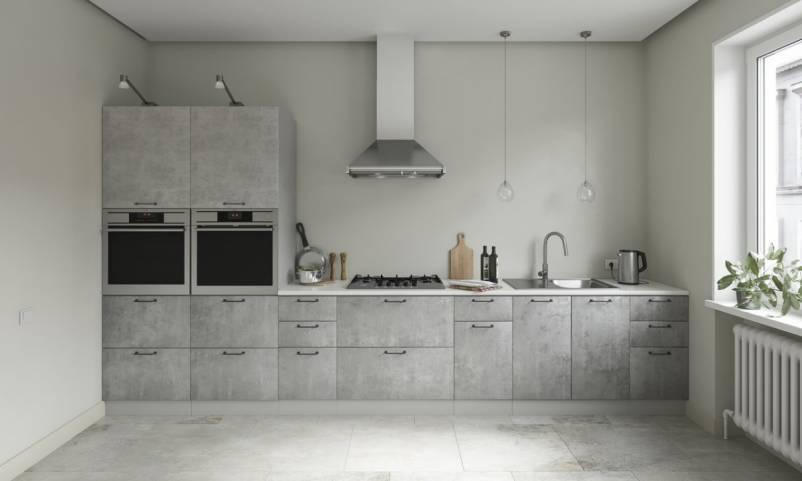 Кухня из бетона заказать купить греющий провод для бетона